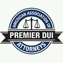 Premiere DUI Badge