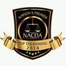 NACDA Badge